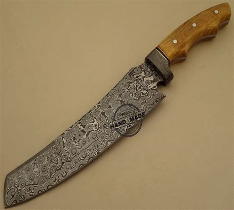 damascus kitchen knives new damascus chef s knife custom handmade damascus steel