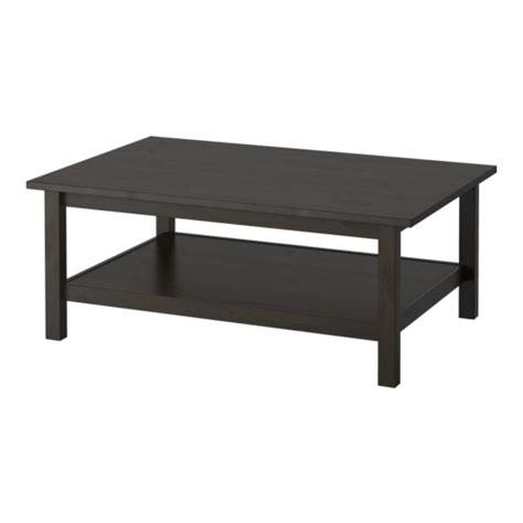 ikea tisch schwarz hemnes coffee table black brown ikea
