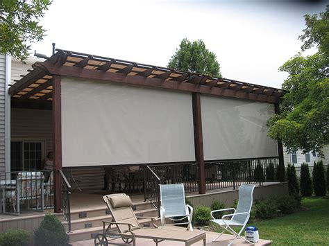 Sunair Retractable Awnings by Pergola Sun Screen Outdoor Goods