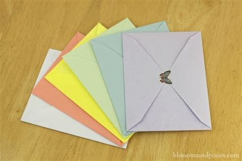 how to make your own envelope colored letter envelopes complaintsblog
