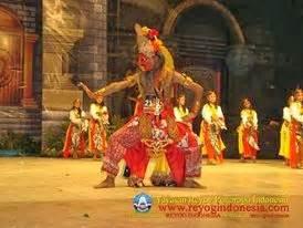 Bujangganong Pentas 1 sejarah reog ponorogo kecamatan sawoo