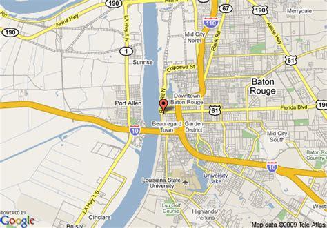 baton usa map map of baton capitol center baton