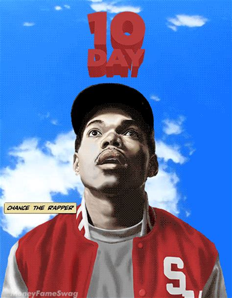 coloring book chance the rapper liner notes chance the rapper 10 day