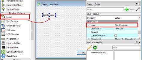 qt designer layout border qt designer boundless desktop 1 0 0 documentation