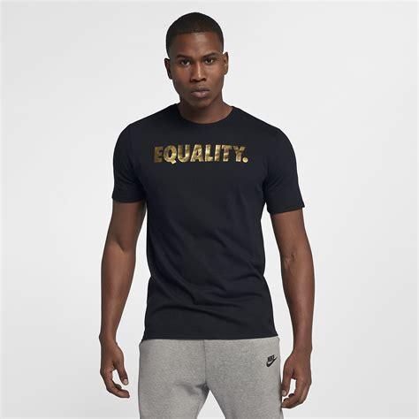 Nike Tshirt Mens nike equality s t shirt nike