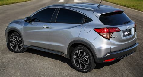 honda hr v review