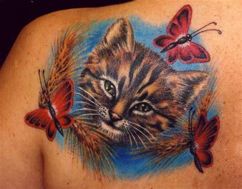 katzen tattoo gallery katzen motive tattoo spirit