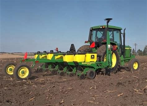 Jd Planters by Deere 1700 Rigid Integral Planter Planting And