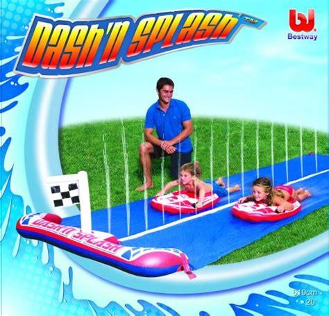 tavole da surf per bambini bestway 52113b dash n splash ralley pro scivolo