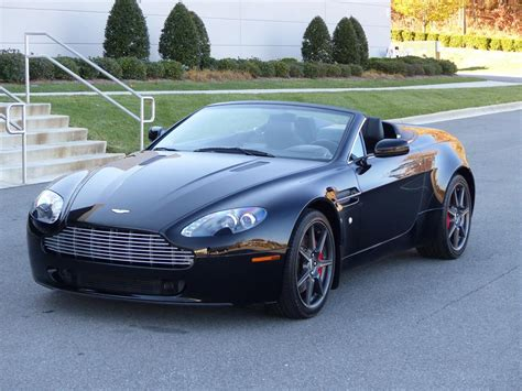 Aston Martin Vantage Convertible Price by 2008 Aston Martin Vantage Convertible 183890
