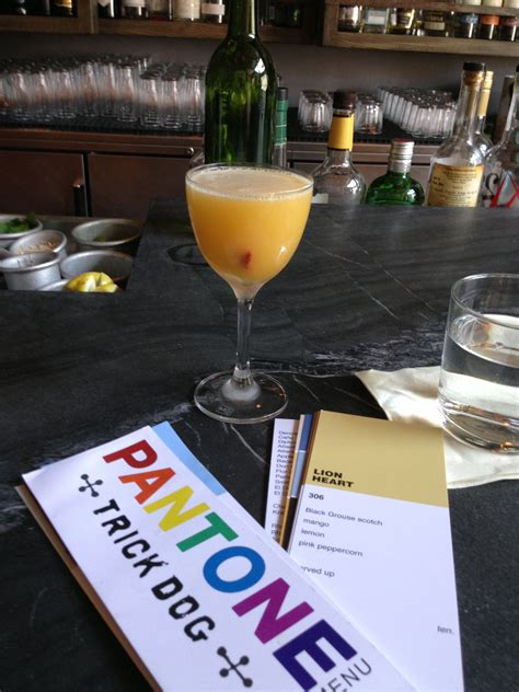 trick san francisco san francisco has three of the world s 50 best bars sfoodie