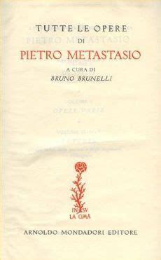 metastasio lettere su caffarelli