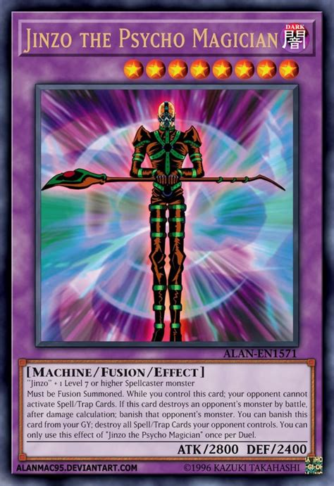 jinzo supremo 2580 best yu gi oh 2 images on card