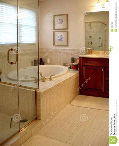 our master bathroom spa shower plans fun times guide upscale master bath stock image image of ceramics basin
