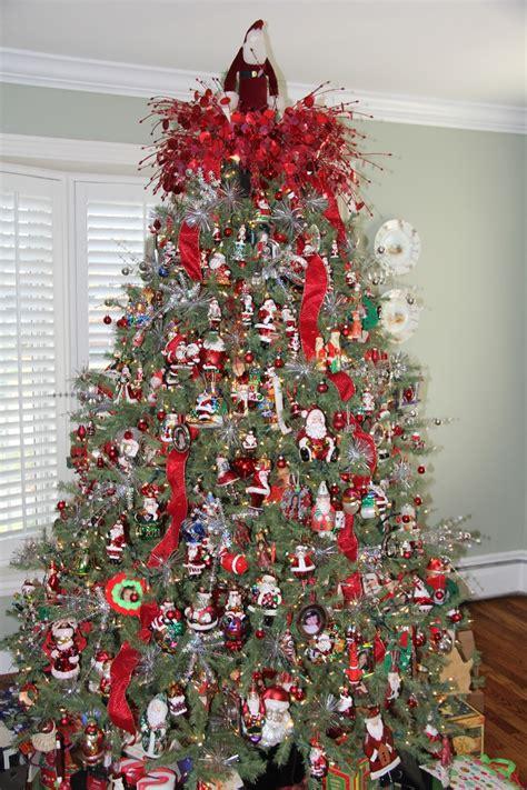 christopher radko santa tree christmas decorations christmas time tree