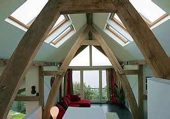 grand designs cruck house carpentry comes back