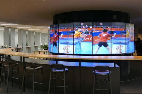 lfvu  commercial display  video walls
