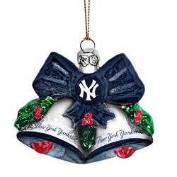 yankees christmas ornaments amazon com