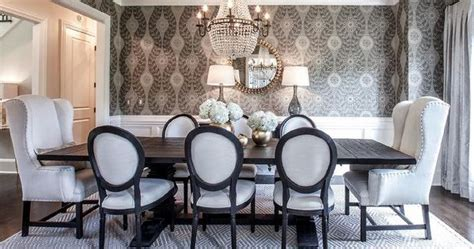 Oval Extension Dining Room Tables elegant dining table features an octagon tray ceiling