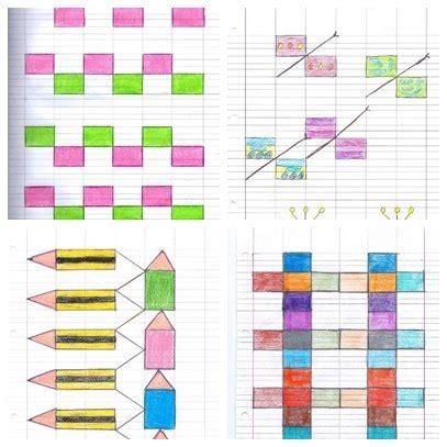 cornici per quaderni a quadretti cornicette da colorare