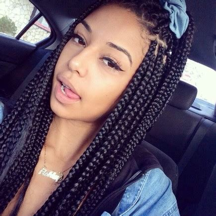 fabulous long box braids hairstyles | hairstyles 2017