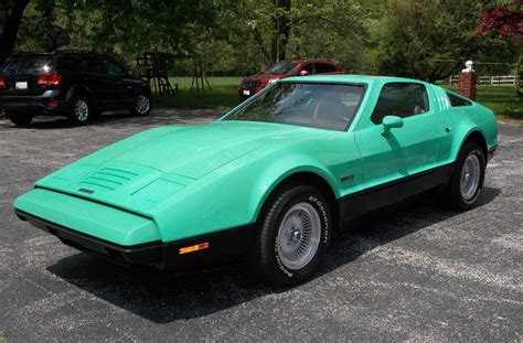 1 for sale all original 45k mile 1975 bricklin sv 1 bring a trailer