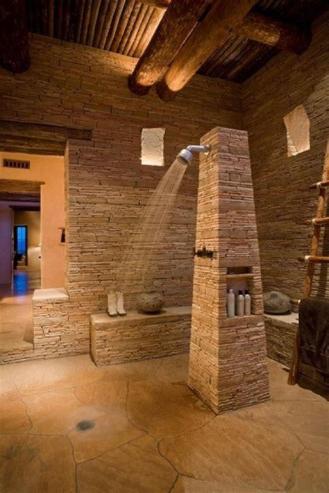 natural bathroom  stone ideas
