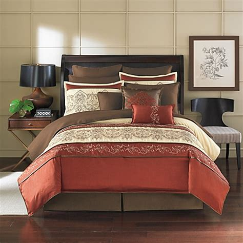 bed bath and beyond bedding sets buy trevi 12 piece full bedding superset from bed bath