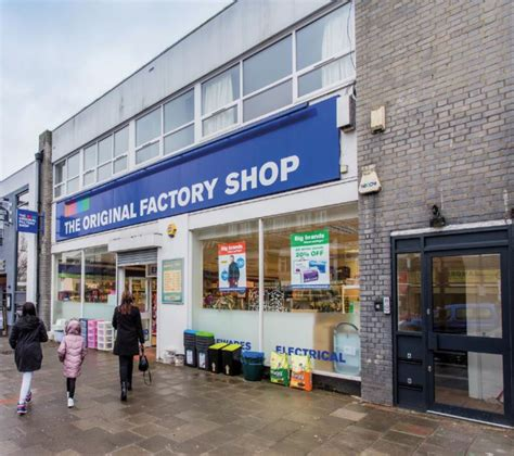 Original Factory by Original Factory Shop 2 Flats Welling Greater