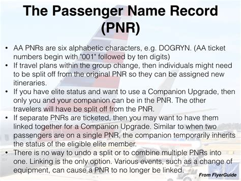 find passengers name of a ticket from pnr number what is a pnr on american airlines the forward cabin