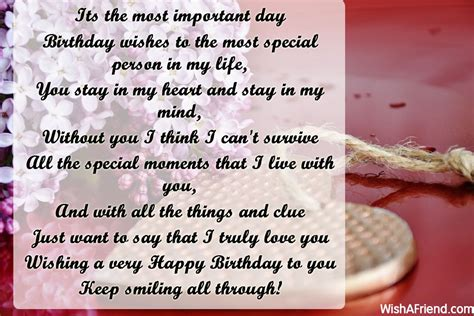 special message to my husband husband birthday poems page 3