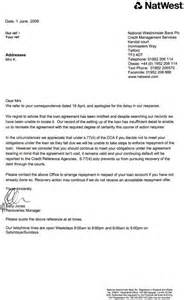 Letter Of Credit Natwest Bank Natwest No Agreement