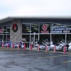 Motorcycle Dealers Little Rock Ar by Richards Honda Yamaha Motorcycle Dealers 6600 S