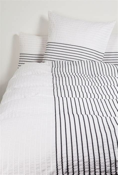 black white striped bedding decordots striped bedding