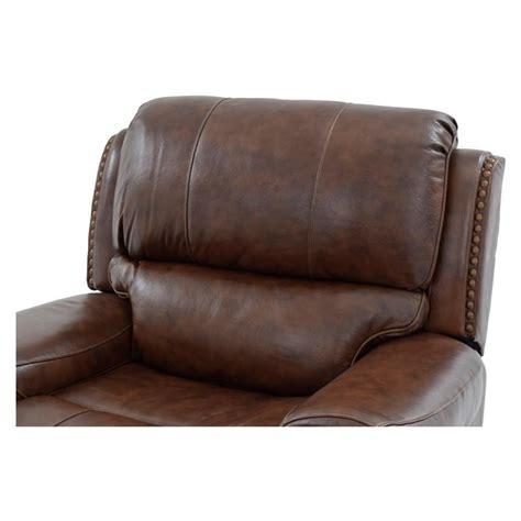 durham power motion leather recliner el dorado furniture
