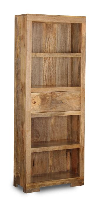 solid light wood bookcases for a living room bedroom or