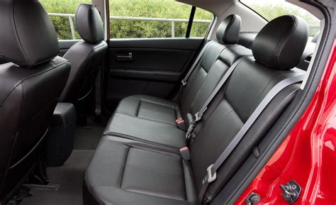 nissan sentra interior 2009 car and driver
