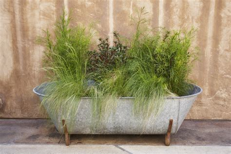 Large Garden Tubs And Planters Large Tub Planter Kitchen Shop