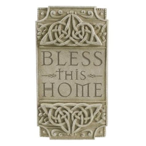 irish decor for home grasslands road celebrating heritage celtic plaque with