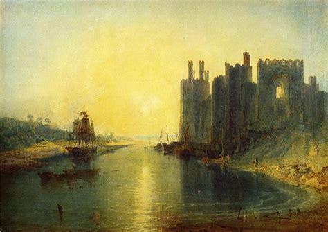 Castle Tuner by Moustashie Joseph Mallord William Turner