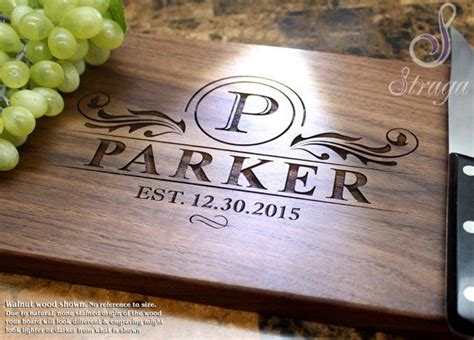 personalized engraving ideas best 25 engraved cutting board ideas on