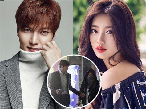 film lee min ho dan suzy mendadak pacaran seperti apa cerita dibalik kisah cinta