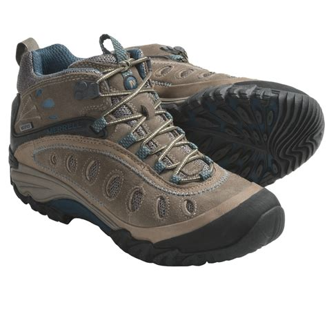 merrell hiking boots merrell chameleon arc 2 mid hiking boots for 4920t