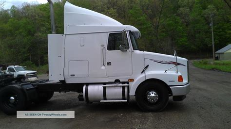 Sleeper Trucks by 1998 Volvo Sleeper Truck