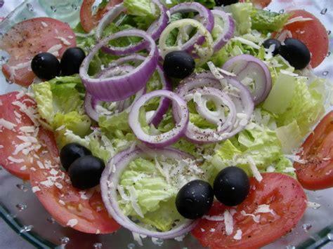 Recipe For Olive Garden Salad by Olive Garden Salad Copycat Recipe Food