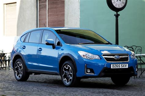 new subaru xv price 2016 subaru xv gains new features in uk price capped at 163