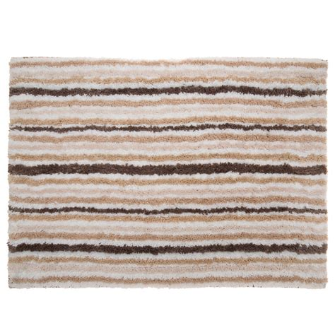 striped bath rugs b m oversized luxury striped bath mat bath mats