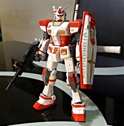 G175 Hg 1 144 Rx 78 2 Gundam Ver Gft Seven Eleven 711 Color gunplanerd kit insight hg 1 144 rx 78 2 gundam ver sg50 painted build