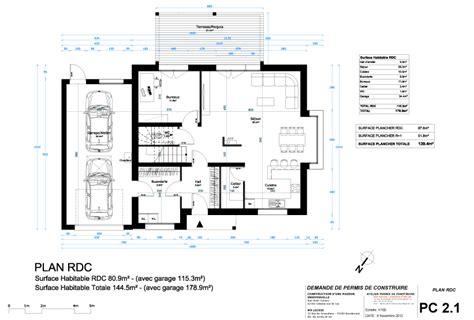 Permis De Construire Extension Maison
