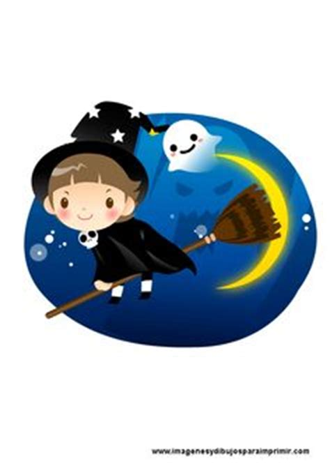 dibujos infantiles vectorizados brujas lindos del beb 233 de dibujos animados de halloween